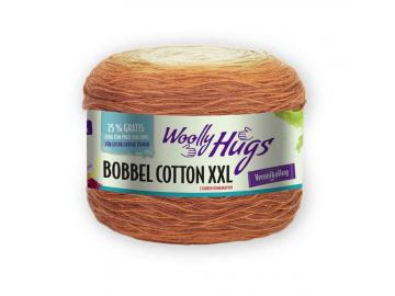 Bobbel Cotton XXL Farbe 602 curry rot
