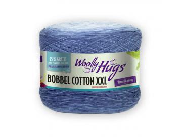 Bobbel Cotton XXL Farbe 603 blau