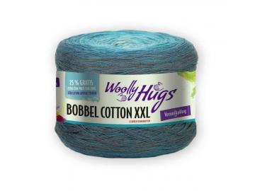 Bobbel Cotton XXL Farbe 604 petrol