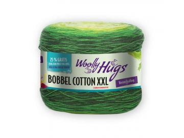 Bobbel Cotton XXL Farbe 605 grün