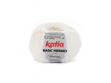 Basic Merino Farbe 3 naturweiß