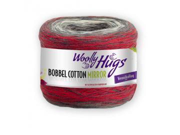 Bobbel Cotton Mirror Farbe 403 feuer