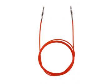 KnitPro Seil rot 100cm