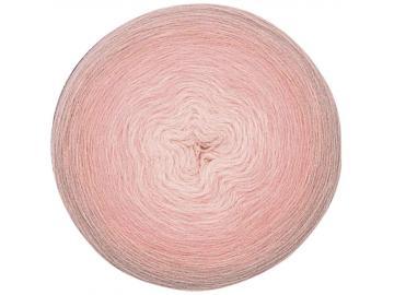 Wool Dégradé Farbe 001 puder