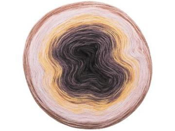 Wool Dégradé super 6 Farbe 003 puder-grau