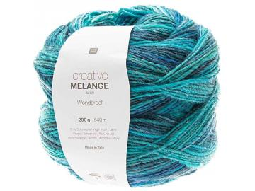 Creative Melange AR Wonderball  Farbe 006 aqua mix