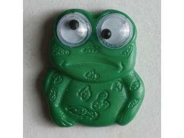 frosch grün