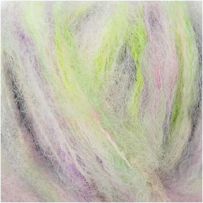 Fashion Light Luxury Hand-Dyed Farbe 005 multicolor