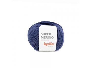 Super Merino Farbe 17 dunkeljeans