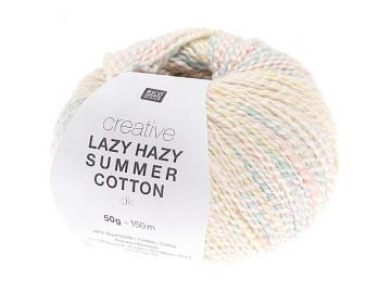 Creative Lazy Hazy Summer Cotton Farbe 001 pastell