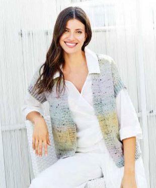 Fashion Light & Long Tweed Farbe 009 lachs