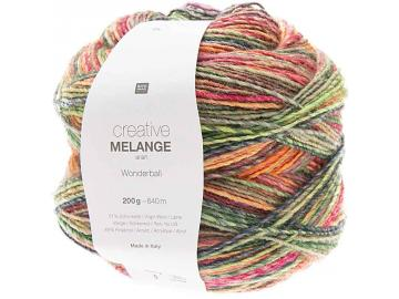 Creative Melange AR Wonderball  Farbe 004 multicolor