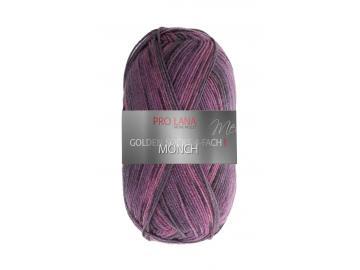 Golden Socks Mont Blanc Farbe 507 braun