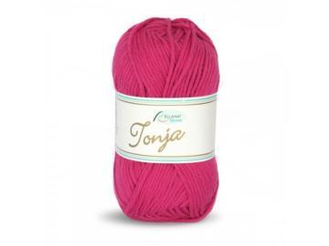 Tonja Schulgarn Farbe 334 pink