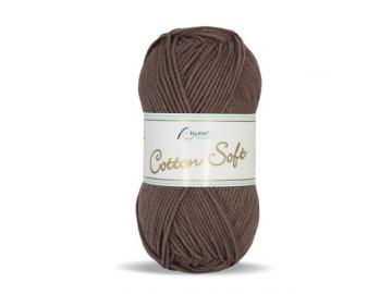 Cotton Soft Farbe 6 braun