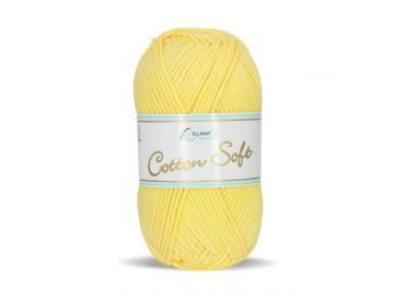 Cotton Soft Farbe 21 gelb