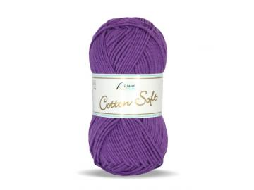Cotton Soft Farbe 35 lila