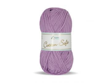 Cotton Soft Farbe 37 flieder