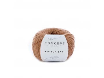 Cotton Yak Farbe 117 orange
