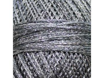 Glitzer Farbe 7008 grau-schwarz-silber-meliert