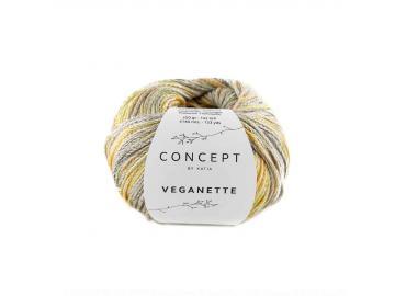 Veganette Farbe 100 rehbraun-senfgelb