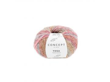 Yoga Farbe 206 beige-rosé-pastell