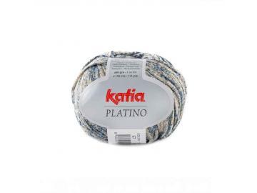 Platino Farbe 57 blau