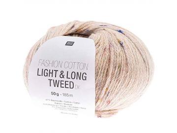 Fashion Light & Long Tweed Farbe 001 natur