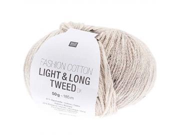 Fashion Light & Long Tweed Farbe 007 grau
