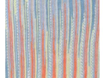 Baby-Dream dk Color Farbe 005 hellblau-orange-natur