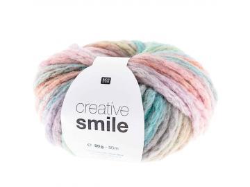 Creative Smile Farbe 001 pastel
