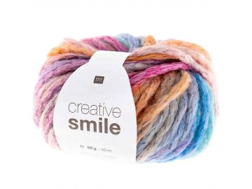 Creative Smile Farbe 004 rainbow