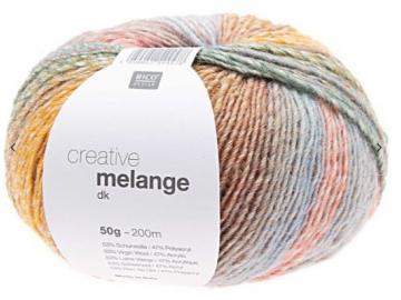 Creative Melange dk Farbe 001 pastell-mix