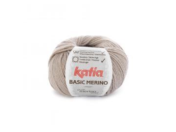 Basic Merino Farbe 9 hellgrau