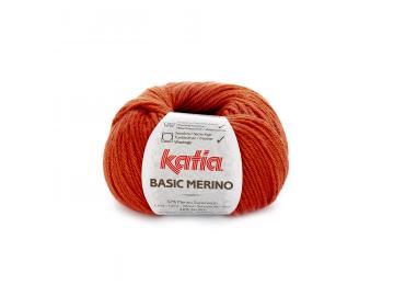 Basic Merino Farbe 20 tieforange