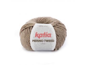 Merino Tweed Farbe 301 beige