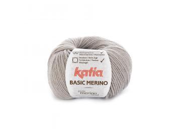 Basic Merino Farbe 12 grau
