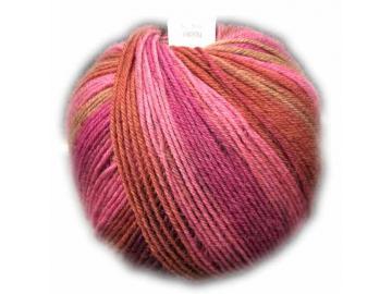 Vielseitige 210 Farbe V319/19 rosa-pink-altrosa