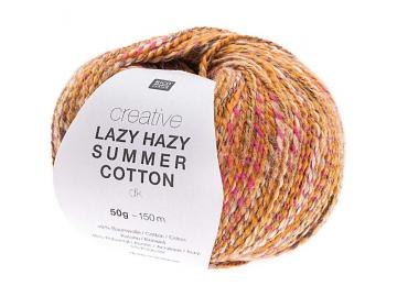 Creative Lazy Hazy Summer Cotton Farbe 003 senf