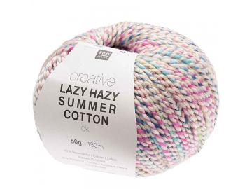 Creative Lazy Hazy Summer Cotton Farbe 009 buttercreme