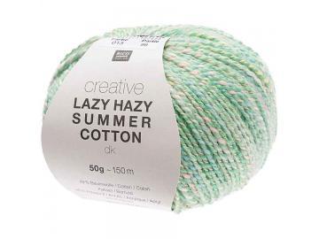 Creative Lazy Hazy Summer Cotton Farbe 013 grün