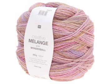 Creative Melange AR Wonderball  Farbe 014 pink-flieder