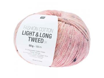Fashion Light & Long Tweed Farbe 008 pink
