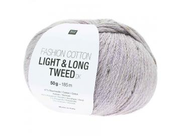 Fashion Light & Long Tweed Farbe 010 flieder