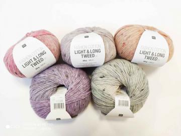 Fashion Light & Long Tweed