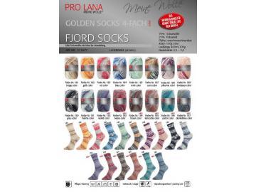Fjord Sockenwolle Neue Farben!