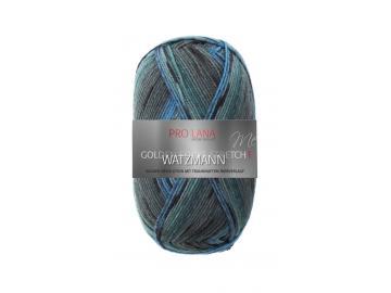 Golden Socks Watzmann Fb. 330.02 grau-blau