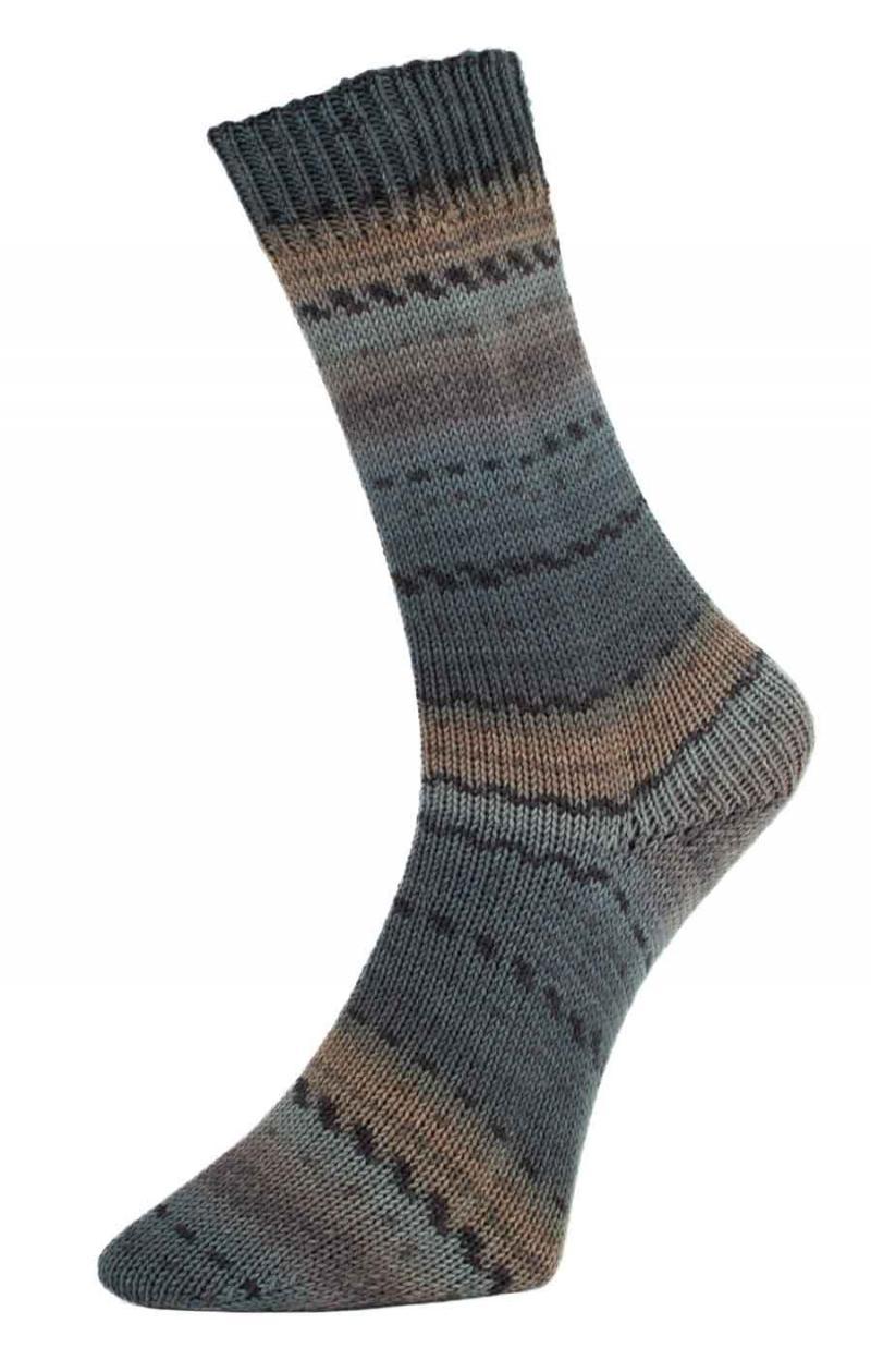 Golden Socks Watzmann Fb. 330.09 grau-braun