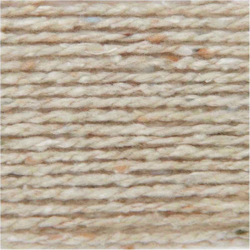 Modern Tweed aran Farbe 016 sand