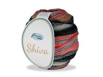 Shiva Farbe 103 rosa-apricot-grau